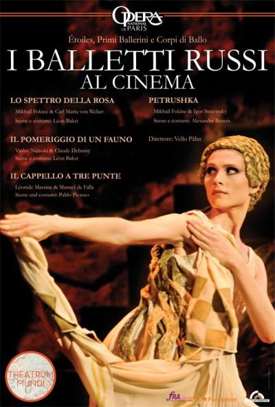 I Balletti Russi dell'Opéra di Parigi arrivano al cinema