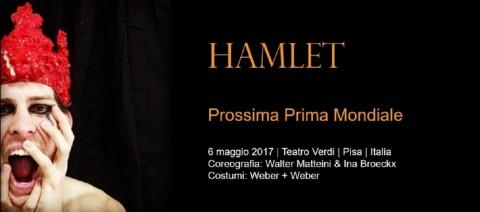 """""""Hamlet"""" della imPerfect Dancers Company: debutto eclettico di un eterno capolavoro"""