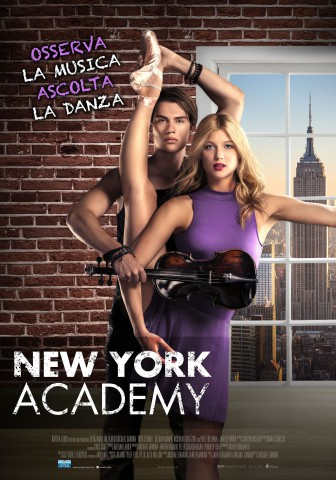 New York Academy, il nuovo film sulla danza dall'anteprima al Giffoni Film Festival all'arrivo al cinema