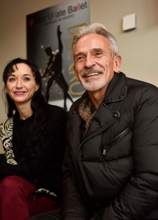 Lucia Lacarra e Victor Ullate